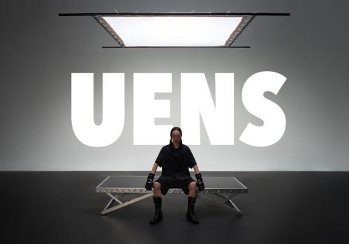 UENS时装与感官化多媒体影像艺术人物采访