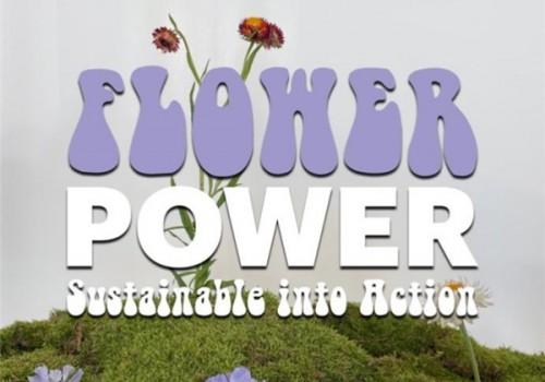 """#ASHub """"FLOWER POWER""""项目 """"择善创作""""全球跨界梦想启程 为保护地球奉献一份BE KIND花朵力量"""